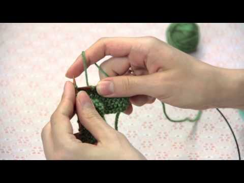 How to Knit Faster : Knitting Techniques