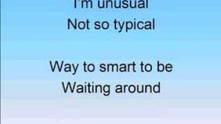 getlinkyoutube.com-Hannah Montana-Rockstar lyrics