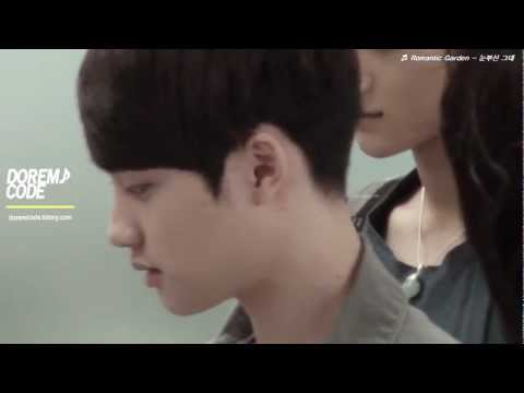 Fancam 120518 EXO-K at Incheon Airport to LA - D.O focus