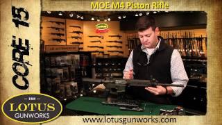 getlinkyoutube.com-Core 15 MOE M4 Piston Rifle Review