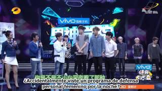 getlinkyoutube.com-[EXOPLANETSPAIN SUB ESP] 05.07.14 EXO   Happy Camp PARTE 1