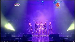 getlinkyoutube.com-110619 | BEAST / B2ST _Special + Soom + Shock + Fiction | Seoul Hope & Dream Concert