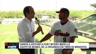 Hablamos con el mánager de Fort Myers Miracle, Ramón Borrego