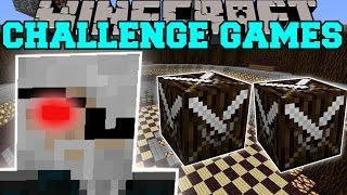 getlinkyoutube.com-Minecraft: COLD KNIGHT CHALLENGE GAMES - Lucky Block Mod - Modded Mini-Game