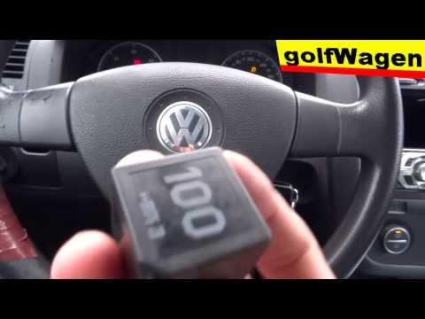 "Little about relay 100 glow plug, ""start relay"" VW Golf 5, 1.9 TDI caralarm immobiliser"