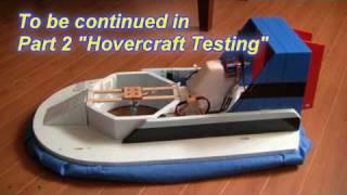 getlinkyoutube.com-RC Hovercraft Part 1 (Building an RC Hovercraft)