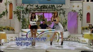 getlinkyoutube.com-【TVPP】Hyorin, Soyou(SISTAR) - So Cool, 효린, 소유(씨스타) - 쏘 쿨 @ Three Turns