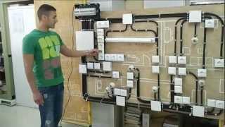 getlinkyoutube.com-Instalación Eléctrica en Vivienda realizada por el Alumno Javier Martínez Aguilar.mp4