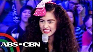 getlinkyoutube.com-Vice Ganda meets 'Sandy Veloso'