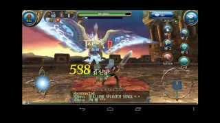 getlinkyoutube.com-Toram Online: Misaki vs Boss Bird (Akatsuki online)