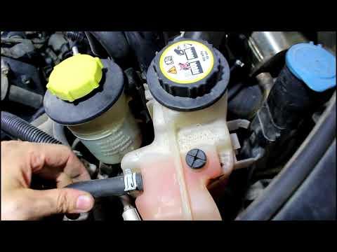 Как снять и помыть радиаторы 1часть на Land Rover Discovery 3 Ленд Ровер Дискавери 3