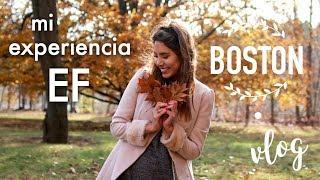 PRIMERA SEMANA EN EF BOSTON!! | VALERIA BASURCO