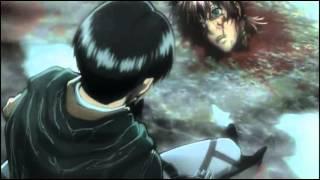 getlinkyoutube.com-Shingeki no kyojin kuinaki sentaku Ova 2 Muerte de Isabel y Farlan