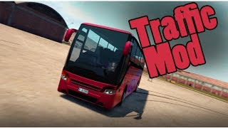 getlinkyoutube.com-Forza Horizon 2 Mod - drivable traffic (bus, truck etc..)