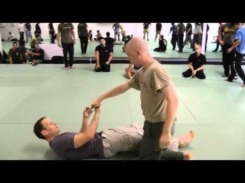 Systema Master Class 2011 - Martin Wheeler