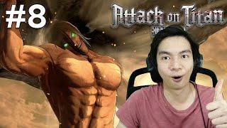 getlinkyoutube.com-Kemenangan Yang Mengharukan - Attack On Titan - Indonesia Gameplay #8