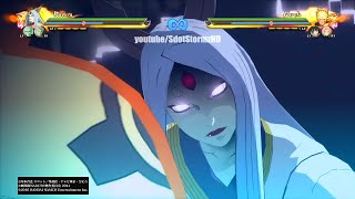 getlinkyoutube.com-Naruto Shippuden Ultimate Ninja Storm 4 - Kaguya Moveset Gameplay (Ultimate Jutsu x Awakening)