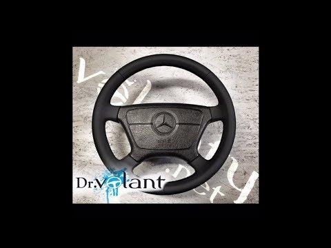 Come rimuovere volante Mercedes Benz E w124 - Dr.Volant