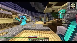 getlinkyoutube.com-Minecraft: Mini Igre- Samo PvP; SkyPvP (epizoda 5)