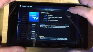 getlinkyoutube.com-MythTV Frontend Kodi Client on Android