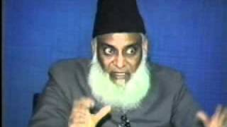 6/7- Tafseer Surah Al-Muddassir By Dr. Israr Ahmed