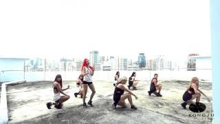 getlinkyoutube.com-Kongju Clinic Cover Dance 2015 : T-girls cover 9Muses