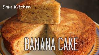 getlinkyoutube.com-How to make Banana Cake in Pressure Cooker (with English Subtitle)