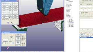 getlinkyoutube.com-LS-DYNA tutorial No.4 Charpy test modeling