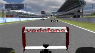 RFactor Formula 3 Online Race