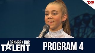 getlinkyoutube.com-Luna Witzel - Danmark har talent - Program 4