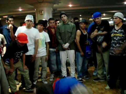CRAZY DANCE REYNOSA - THE NORTH B-BOY BATTLE ZONA NORTE MEXICO