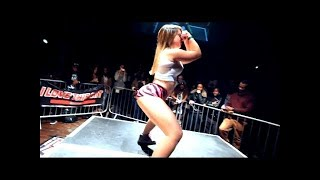 getlinkyoutube.com-3 Girls on 1 Guy - Twerking Contest - The Jump Off 2014 #4