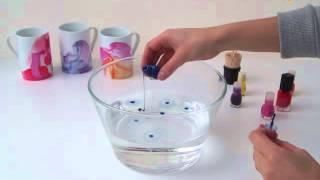 getlinkyoutube.com-Sposób na pięknie ozdobione naczynia? Zrób to sam! #DIY