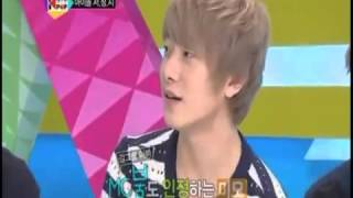 121123 FTISLAND 's Minhwan talk about bomi