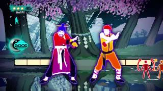 JUST DANCE GREATEST HITS - Kung Fu Fighting(Normal5)