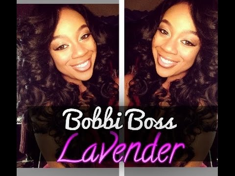 :)BOBBI BOSS *LAVENDER* _FAB HOLIDAY_*DIVATRESS:)