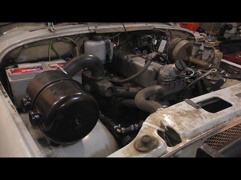 Где в УАЗ 3153 находятся опоры двигателя