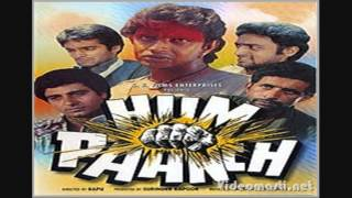 Aayiye Meherban Yeh Dil Hai  Hum Paanch 1980) Full Song HD