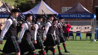 getlinkyoutube.com-Juvenile March & Medley - 2016 Australian Pipe Band Championship