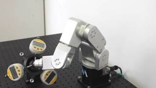 getlinkyoutube.com-Robot arm repeating within 5 micrometers!