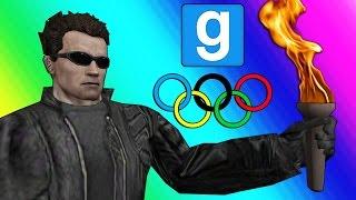 getlinkyoutube.com-Gmod 2016 Olympics! (Garry's Mod Sandbox Funny Moments)