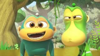 getlinkyoutube.com-Những chú khỉ ngoài hành tinh tập 2( 3 like = tập 3)