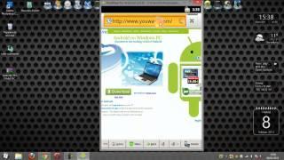 getlinkyoutube.com-تشغيل هاتف الأندرويد على جهازك  والإستمتاع بتطبيقاته