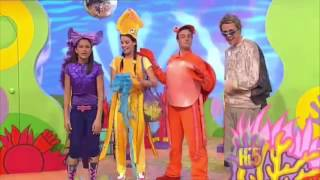 getlinkyoutube.com-Hi-5 Stories: Squidly and Friends Go to the Coral Gardens