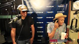 Donnis - 5 Fingers Of Death Freestyle (Live on Sway In The Morning)