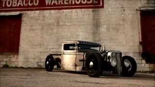 "getlinkyoutube.com-""Outshined"" 1934 Chopped Ford Pickup, Hot Rod, Rat Rod, Street Rod, FOR SALE  (with Audio)"