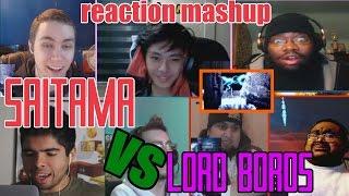 getlinkyoutube.com-Saitama vs Lord Boros Reaction Mashup