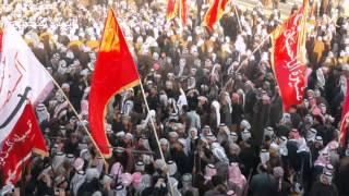 جانب من هوسات عشائر بني حجيم وفاة الشيخ كاظم فهد