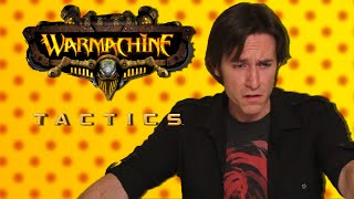 getlinkyoutube.com-Can Ghost Peppers Kill You? Hot Pepper Game Review ft. Matthew Mercer | Warmachine: Tactics