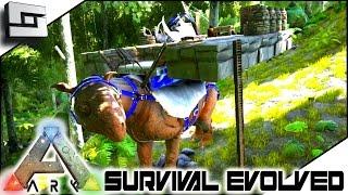 getlinkyoutube.com-ARK: Survival Evolved - MOBILE REFINING FORGE! S3E27 ( Gameplay )